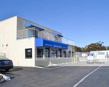 Storage Units for Rent available at 4595 Mission Bay Drive, San Diego, CA 92109 Photo Gallery 1