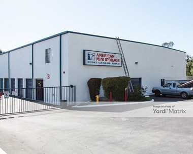 Storage Units for Rent available at 20941 Canada Road, Lake Forest, CA 92630 Photo Gallery 1
