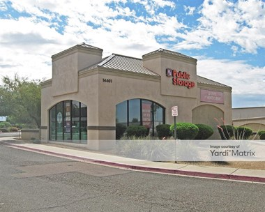 Storage Units for Rent available at 14401 North Hayden Road, Scottsdale, AZ 85260 Photo Gallery 1