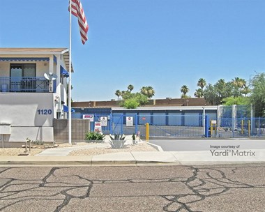 Storage Units for Rent available at 1120 East Phelps Road, Phoenix, AZ 85022 Photo Gallery 1