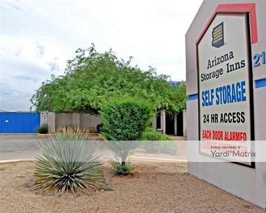 Storage Units for Rent available at 2130 West Van Buren Street, Phoenix, AZ 85009 Photo Gallery 1