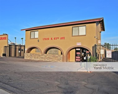 Storage Units for Rent available at 17020 North 63Rd Avenue, Glendale, AZ 85308 Photo Gallery 1