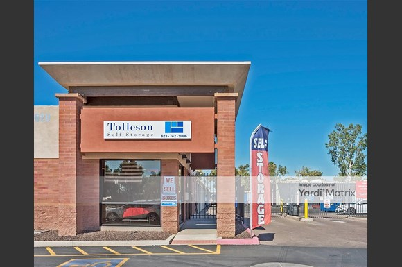 Tolleson Self Storage - 9620 West Van Buren Street
