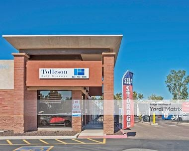 Storage Units for Rent available at 9620 West Van Buren Street, Tolleson, AZ 85353 Photo Gallery 1