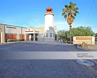 Storage Units for Rent available at 6443 West Bell Road, Glendale, AZ 85308 Photo Gallery 1