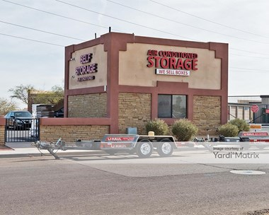 Storage Units for Rent available at 40675 West Honeycutt Road, Maricopa, AZ 85138 Photo Gallery 1