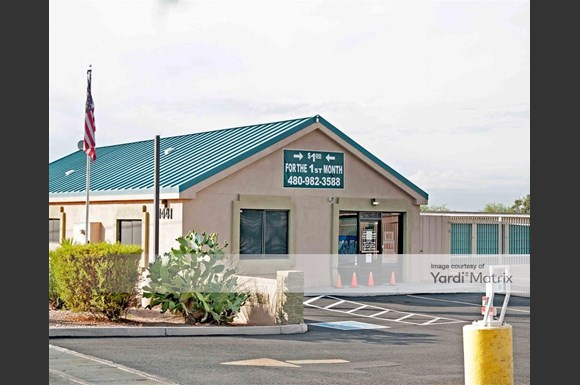 Dollar Self Storage 1441 East Old West Hwy Apache Junction Rentcafe