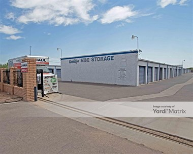 Storage Units for Rent available at 1035 South Arizona Blvd, Coolidge, AZ 85128 Photo Gallery 1