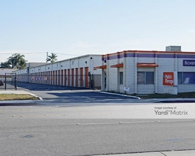 Storage Units for Rent available at 16212 Gothard Street, Huntington Beach, CA 92647 Photo Gallery 1
