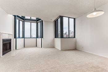 888 O'Farrell Street Studio Apartment for Rent Photo Gallery 1