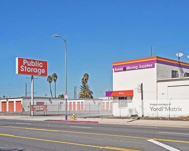 Storage Units for Rent available at 501 East Pacific Coast Hwy, Wilmington, CA 90744 Photo Gallery 1