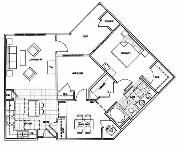 Floor Plans of Heights at Stillhouse Ridge in Atlanta GA