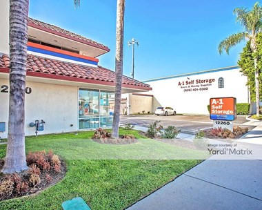 Storage Units for Rent available at 12260 Garvey Avenue, El Monte, CA 91732 Photo Gallery 1
