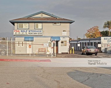Storage Units for Rent available at 600 South Garfield Avenue, Alhambra, CA 91801 Photo Gallery 1