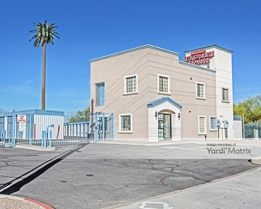 Storage Units for Rent available at 4751 North Flowing Wells Road, Tucson, AZ 85705 Photo Gallery 1