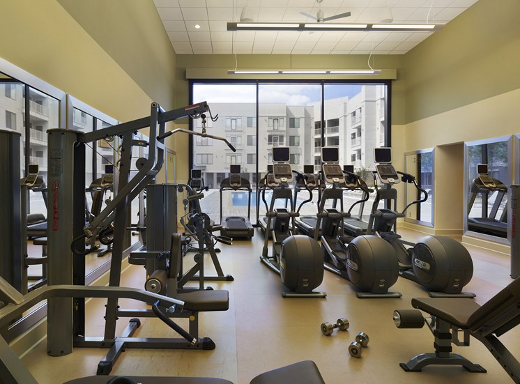 State Of The Art Fitness Center at AVE Clifton, New Jersey, 07012