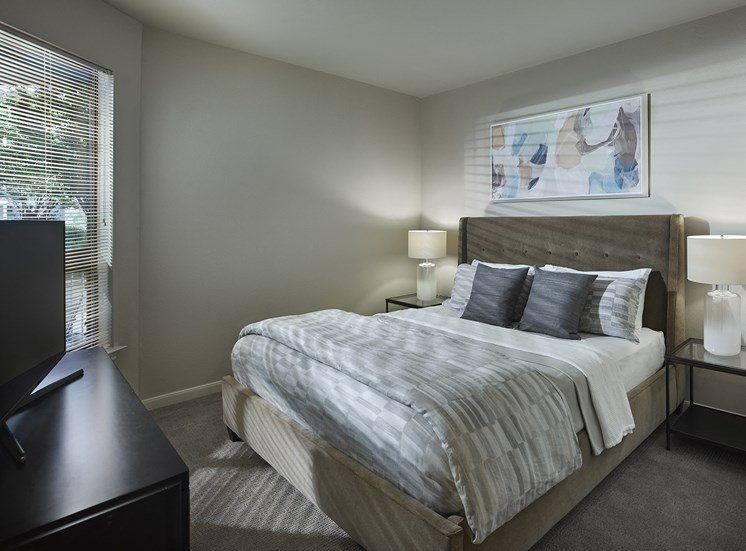 Bedroom With Expansive Windows at AVE Clifton, Clifton, NJ, 07012