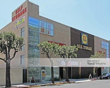 Storage Units for Rent available at 11470 Tennessee Avenue, Los Angeles, CA 90064 Photo Gallery 1