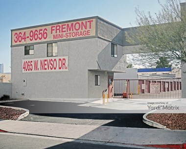 Storage Units for Rent available at 4065 West Nevso Drive, Las Vegas, NV 89103 Photo Gallery 1