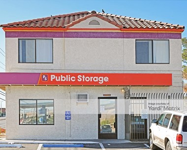 Storage Units for Rent available at 3851 East Charleston Blvd, Las Vegas, NV 89104 Photo Gallery 1
