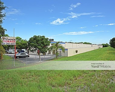 Storage Units for Rent available at 6959 North Waterway Drive, Miami, FL 33155 Photo Gallery 1