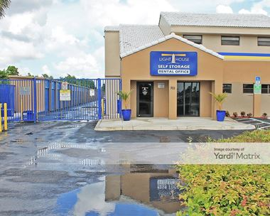 Storage Units for Rent available at 701 South Homestead Blvd, Homestead, FL 33030 Photo Gallery 1