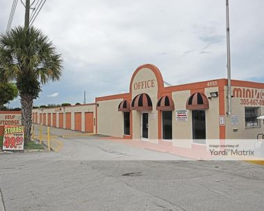 Storage Units for Rent available at 4555 SW 72nd Avenue, Miami, FL 33155 Photo Gallery 1