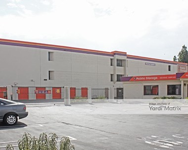 Storage Units for Rent available at 4820 San Fernando Road, Glendale, CA 91204 Photo Gallery 1