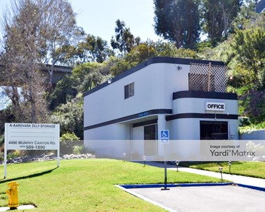Storage Units for Rent available at 4490 Murphy Canyon Road, San Diego, CA 92123 Photo Gallery 1