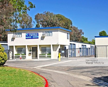 Storage Units for Rent available at 444 Edgehill Lane, Oceanside, CA 92054 Photo Gallery 1
