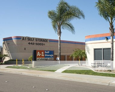 Storage Units for Rent available at 556 West Main Street, El Cajon, CA 92020 Photo Gallery 1