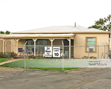 Storage Units for Rent available at 539 Olive Avenue, Vista, CA 92083 Photo Gallery 1