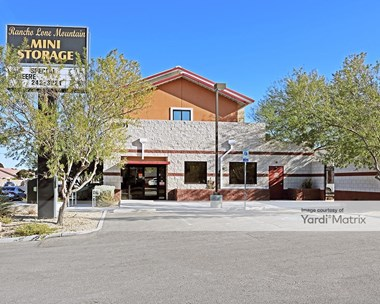 Storage Units for Rent available at 6501 West Lone Mountain Road, Las Vegas, NV 89130 Photo Gallery 1