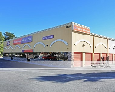 Storage Units for Rent available at 2435 East Cheyenne Avenue, North Las Vegas, NV 89030 Photo Gallery 1