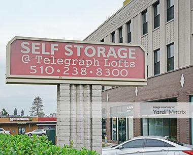 Storage Units for Rent available at 2633 Telegraph Avenue, Oakland, CA 94612 Photo Gallery 1