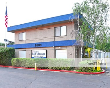 Storage Units for Rent available at 6880 Santa Teresa Blvd, San Jose, CA 95119 Photo Gallery 1