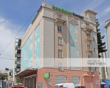 Storage Units for Rent available at 190 Otis Street, San Francisco, CA 94103 Photo Gallery 1