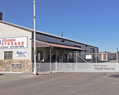 Storage Units for Rent available at 1001 O Street, Greeley, CO 80631 Photo Gallery 1