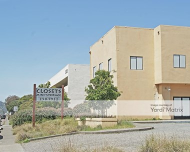 Storage Units for Rent available at 1555 Francisco Blvd East, San Rafael, CA 94901 Photo Gallery 1