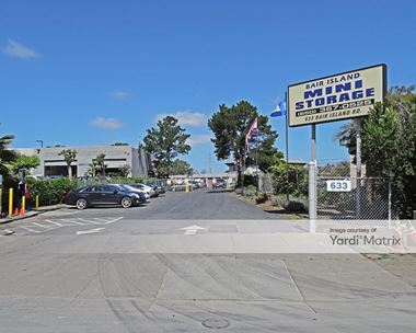Storage Units for Rent available at 601 Bair Island Road, Redwood City, CA 94063 Photo Gallery 1