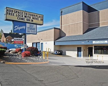 Storage Units for Rent available at 11840 Renton Avenue South, Seattle, WA 98178 Photo Gallery 1