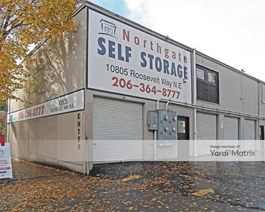 Storage Units for Rent available at 10805 Roosevelt Way NE, Seattle, WA 98125 Photo Gallery 1