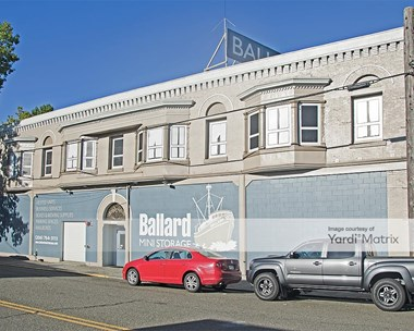 Storage Units for Rent available at 4722 Ballard Avenue NW, Seattle, WA 98107 Photo Gallery 1