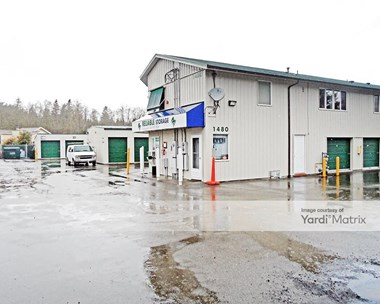 Storage Units for Rent available at 1480 NE Fairgrounds Road, Bremerton, WA 98311 Photo Gallery 1