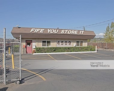 Storage Units for Rent available at 4509 20th Street East, Fife, WA 98424 Photo Gallery 1