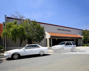 Storage Units for Rent available at 61 Dillon Avenue, Campbell, CA 95008 Photo Gallery 1