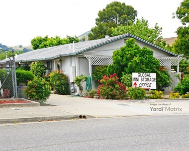 Storage Units for Rent available at 16345 Church Street, Morgan Hill, CA 95037 Photo Gallery 1