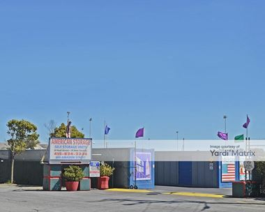 Storage Units for Rent available at 600 Amador Street, San Francisco, CA 94124 Photo Gallery 1