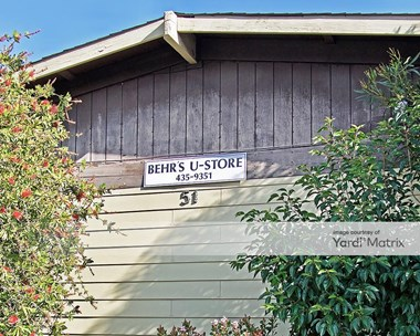 Storage Units for Rent available at 51 Golden Gate Drive, San Rafael, CA 94901 Photo Gallery 1