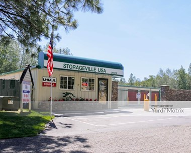 Storage Units for Rent available at 3675 Chuckwagon Way, Placerville, CA 95667 Photo Gallery 1